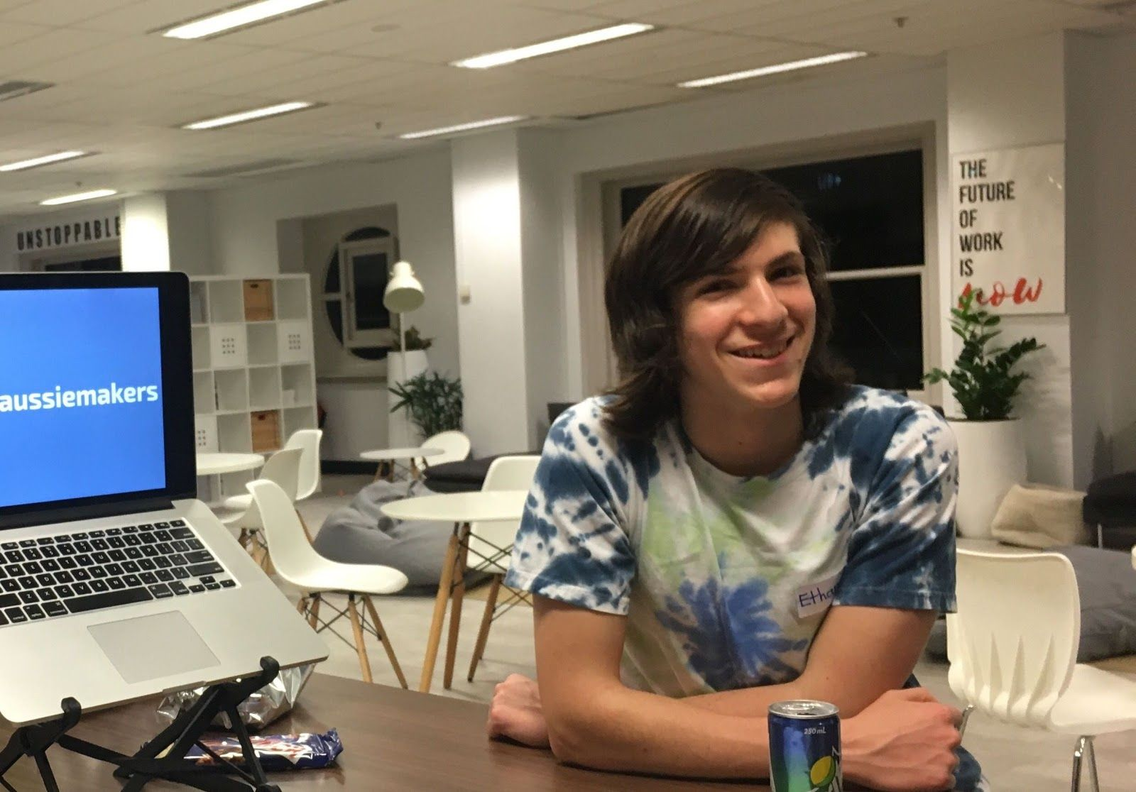 The 16 year old maker of KanbanMail talks learning to code by doing