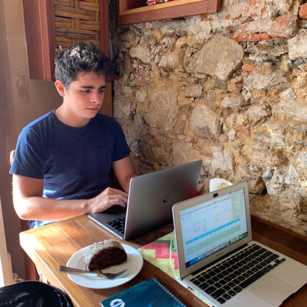 How this self taught developer made $70,000 whilst travelling