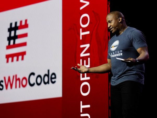 How Tech's Captain America learned how to code